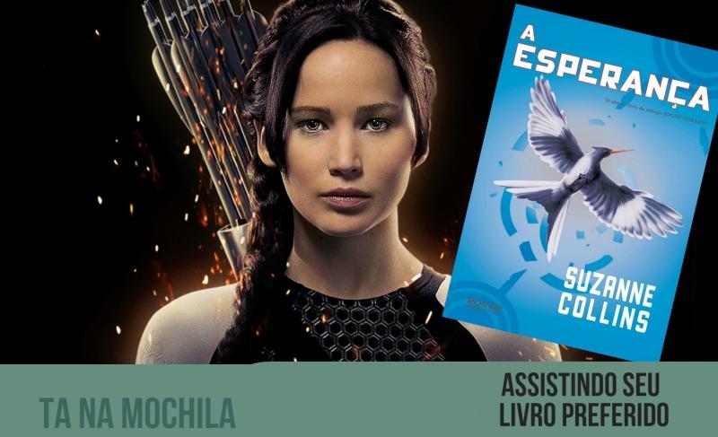 adaptação do livro jogos vorazes a esperança parte 1 para cinemas em 2014