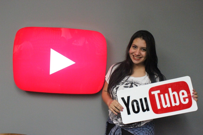 youtube space SP - dani rubim - geek tutoriais -